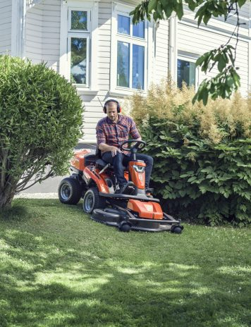 Articulating Riding Mowers